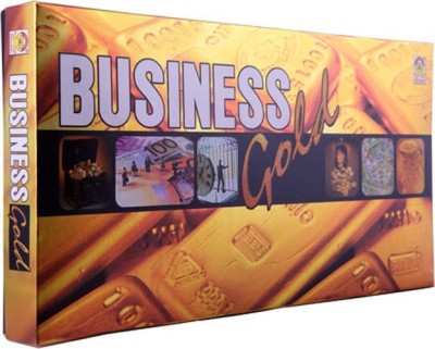 Kids Mandi Techno Business Gold Board Game  available at flipkart for Rs.135