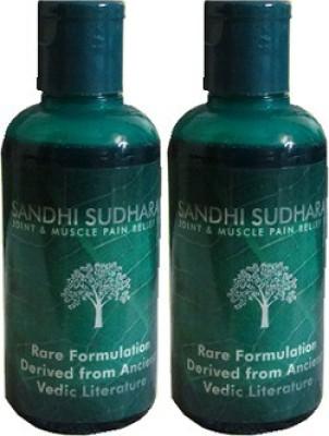 Sandhi Sudharak Ayurvedic Full Massage herbal Oil(175 ml)