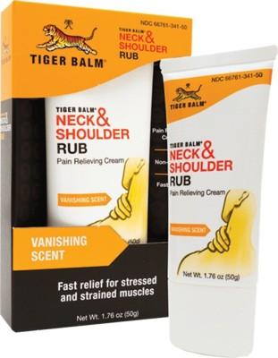Tiger Balm Neck & Shoulder Gel(50 g)