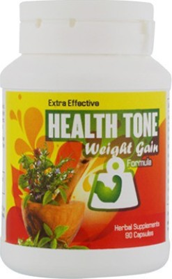 Health Tone Extra Effect Weight Gain Capsules (Made In Thailand)(100 g)