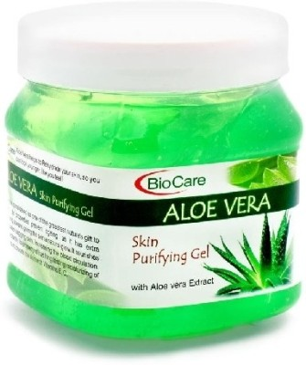 Biocare Face & Body Aloe Vera Skin Purifying Gel(500 ml)  available at flipkart for Rs.153