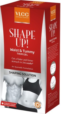 VLCC Shape Up Waist and Tummy Trim Gel, 200g