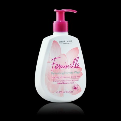 b823380a88 11% OFF on Oriflame Feminelle Refreshing Intimate Wash(300 ml) on Flipkart