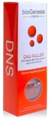 DNS Derma Roller 192 Titanium Alloy Micro Needles Roller 1.0mm)(1 g) at flipkart