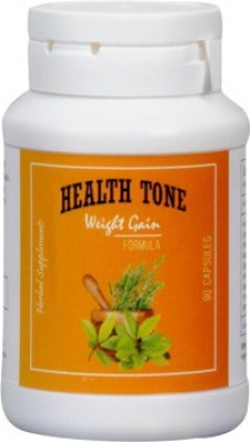 Health Tone Herbal Weight Gain Capsules - (Made In Thailand)(100 g)