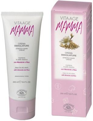 Bottega di Lungavita Vita Age Mamma Stretch Mark Cream(200 ml)  available at flipkart for Rs.1450