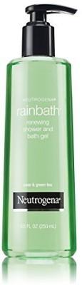 Neutrogena Rainbath Renewing Shower and Bath Gel, Pear and Green Tea(250 ml)  available at flipkart for Rs.2372