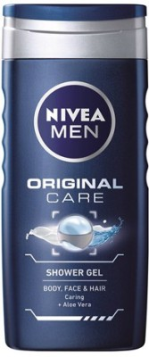 Nivea Original Care Shower Gel(250 ml)