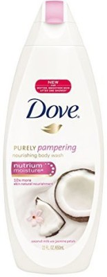 Dove Purely Pampering Coconut Milk & Jasmine Petals(660 ml)
