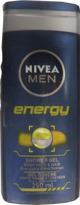 Nivea Energy Shower Gel for Men(250 ml)
