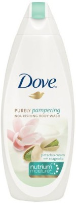 Dove Purely Pampering Nourishing Pistachio Cream with Magnolia Net Wt 710 Each Pack of 2(710 ml)