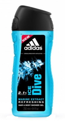 Adidas Ice Dive Shower Gel(250 ml)  available at flipkart for Rs.200