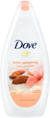 Dove Almond cream with hibiscus Bodywash Version, 500 ml