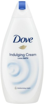 Dove Beauty Bath Shower Gel Indulging Cream, 750 ML