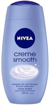 Nivea Creme Smooth Care Shower Gel(250 ml)