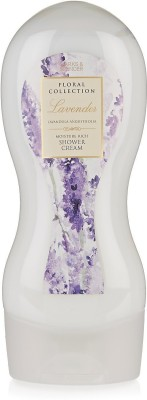 Floral Collection M&S Lavender Shower Cream(250 ml) at flipkart
