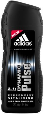 Adidas Dynamic Pulse Shower Gel(250 ml)  available at flipkart for Rs.168