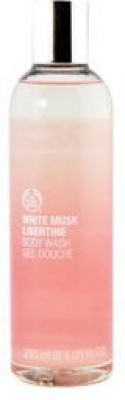 The Body Shop White Musk Sumptuous Silk Shower Gel(250)