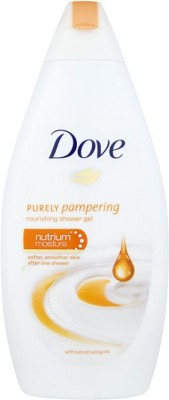 Dove PURELY Pampering -Shea Butter with Warm Vanilla-Nourishing Shower Gel(499 ml)