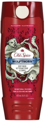 Old Spice Wolfthorn Old Spice Baby Body Wash