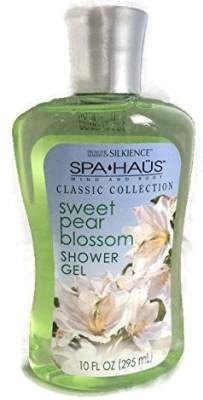 Spa-Haus Sweet Pear Blossom Shower Gel Bottle(295.7 ml)  available at flipkart for Rs.2635
