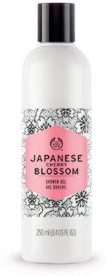 The Body Shop Japanese Cherry Blossom Shower Gel(250 ml)
