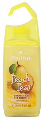 Fruttini Peach Pear Shower Gel(250 ml)  available at flipkart for Rs.399