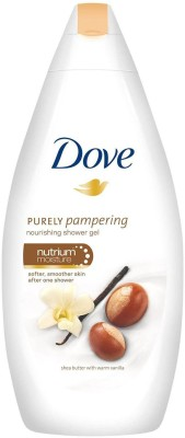 Dove Purely Pampering Shea Nourishing Body Wash Purely Pampering Shea Nourishing Body Wash, 500 ml