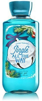 Bath & Body Works Shea Vitamin E Shower Gel Jingle All The Way(295 ml)  available at flipkart for Rs.3468