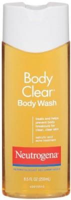 Neutrogena Body Clear Body Wash for Clean