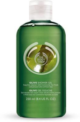 The Body Shop Olive Bath Shower Gel(250 ml)