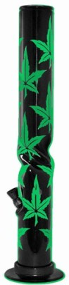 Moksha Bong(Green, 10 mm) at flipkart