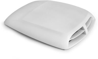 Speedwav Car Double Vent Air Intake White-Maruti Ertiga Bonnet Scoop  available at flipkart for Rs.348