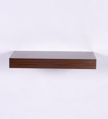 Amour Engineered Wood Open Book Shelf(Finish Color - Brown) at flipkart