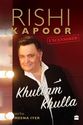Khullam Khulla: Rishi Kapoor Uncensored  (English, Hardcover, Rishi Kapoor)