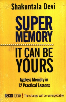 Super Memory: It Can be Yours(English, Paperback, Devi Shakuntala)