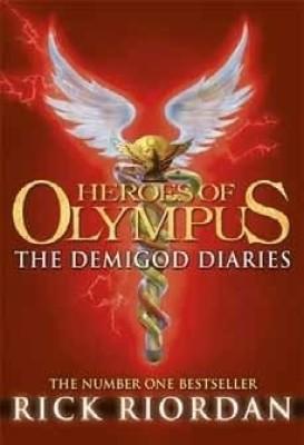 The Demigod Diaries (Heroes of Olympus)(English, Hardcover, Rick Riordan)