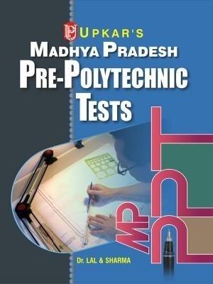 Madhya Pradesh Pre-Polytechnic Test(English, Paperback, Lal)