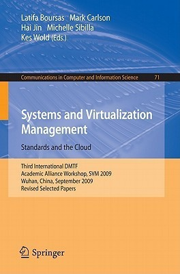 Systems and Virtualization Management: Standards and the Cloud(English, Paperback, unknown)