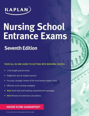Nursing School Entrance Exams(English, Paperback, Kaplan Nursing)