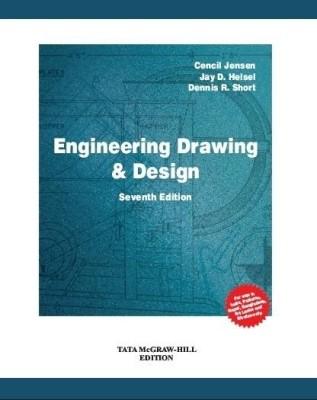 Engineering Drawing & Design 7th Edition 7th Edition(English ...