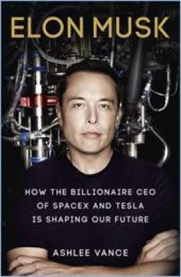 Elon Musk - 2015(English, Paperback, Ashlee Vance)