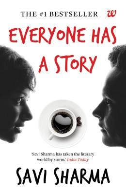 Everyone Has A Story(English, Paperback, Savi Sharma) 1