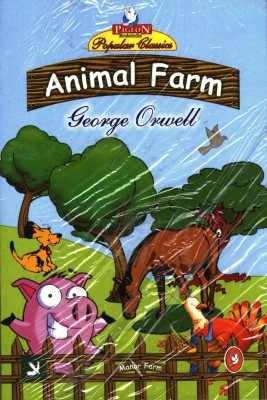 the allegory of totalitarianism in animal farm by george orwell