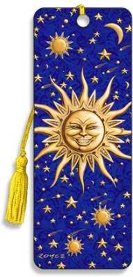 Om Book Shop Sunny 3D Bookmark(General, Multicolor)  available at flipkart for Rs.99