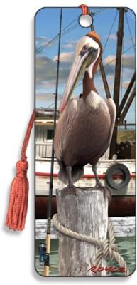 Om Book Shop Pelican 3D Bookmark(General, Multicolor)  available at flipkart for Rs.110