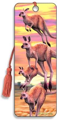 Om Book Shop Red Jumpers 3D Bookmark(General, Multicolor)  available at flipkart for Rs.110