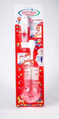 Camera Baby Corporation Camer New-Safe Bottle Cleaner Brush(Red)