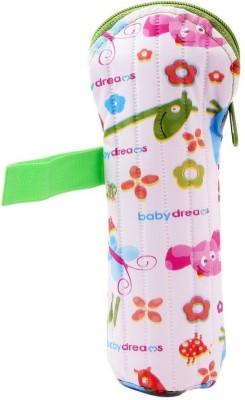 Morisons Baby Dreams Feeding Bottle Covers Flat(Green)