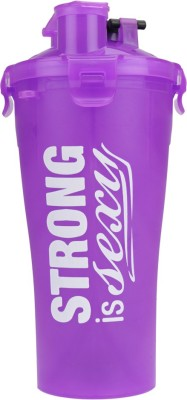 Hydra Cup Dual Shaker 887 ml Bottle(Pack of 1, Purple)